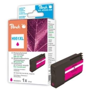 Peach  Tintenpatrone magenta HC kompatibel zu Hersteller-ID: No. 951XL, CN047AE Druckerpatronen