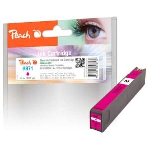 Peach  Tintenpatrone magenta kompatibel zu Hersteller-ID: No. 971, CN623AE Tinte
