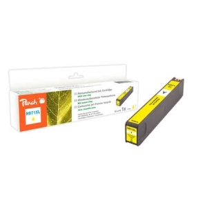 Peach  Tintenpatrone gelb HC kompatibel zu Hersteller-ID: No. 971XL, CN628AE Druckerpatronen