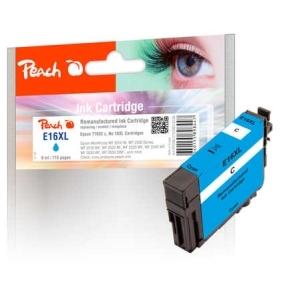 Peach  Tintenpatrone cyan kompatibel zu Hersteller-ID: T1632, T163 Tinte