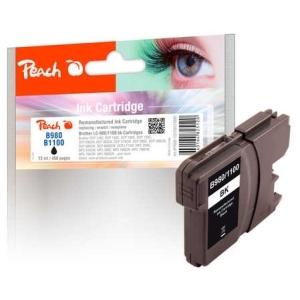 Peach  XL-Tintenpatrone schwarz kompatibel zu Hersteller-ID: LC-1100, LC-980 Druckerpatronen