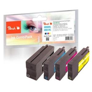 Peach  Spar Pack Tintenpatronen kompatibel zu Hersteller-ID: No. 950XL, No. 951XL Tinte
