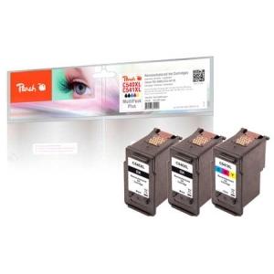 Peach  Spar Pack Plus Druckköpfe kompatibel zu Hersteller-ID: PG-540XL, CL-541XL Tinte