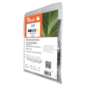 Peach  Spar Pack Plus Tintenpatronen kompatibel zu Druckerpatronen