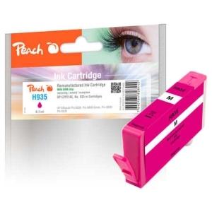 Peach  Tintenpatrone magenta kompatibel zu Hersteller-ID: No. 935, C2P21AE Druckerpatronen