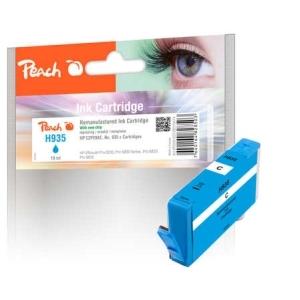 Peach  Tintenpatrone cyan kompatibel zu Hersteller-ID: No. 935, C2P20AE Toner