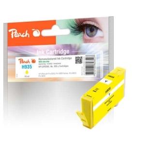 Peach  Tintenpatrone gelb kompatibel zu Hersteller-ID: No. 935, C2P22AE Toner
