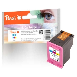 Peach  Druckkopf color kompatibel zu Hersteller-ID: No. 62, C2P06AE Toner