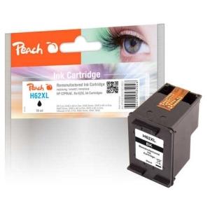 Peach  Druckkopf schwarz kompatibel zu Hersteller-ID: No. 62XL, C2P05E Druckerpatronen