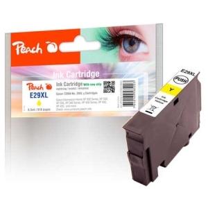 Peach  Tintenpatrone XL gelb kompatibel zu Hersteller-ID: No. 29XL, T2994 Tinte