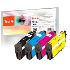 Peach  Spar Pack Tintenpatronen kompatibel zu Hersteller-ID: No. 29XL, T2996 Tinte
