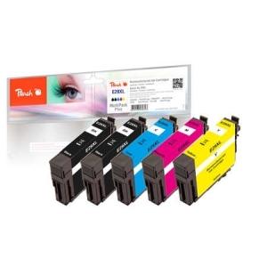 Peach  Spar Pack Plus Tintenpatronen kompatibel zu Hersteller-ID: No. 29XL Tinte