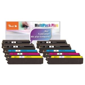 Peach  10er-Pack Tintenpatronen kompatibel zu Hersteller-ID: No. 970XL, No. 971XL Druckerpatronen