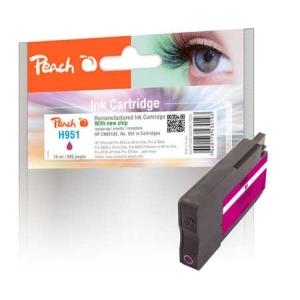 Peach  Tintenpatrone magenta kompatibel zu Hersteller-ID: No. 951, CN051AE Tinte