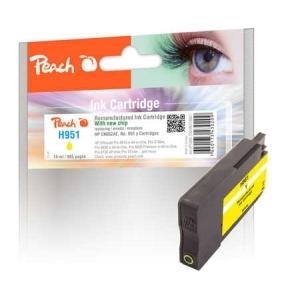 Peach  Tintenpatrone gelb kompatibel zu Hersteller-ID: No. 951, CN052AE Tinte