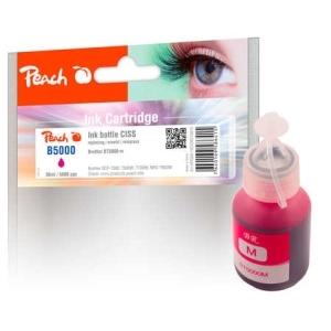 Peach  Tintenbehälter magenta kompatibel zu Brother BT5000 Hersteller-ID: BT5000M Tinte