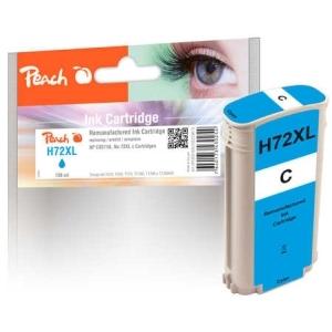 Peach  Tintenpatrone cyan kompatibel zu Tinte