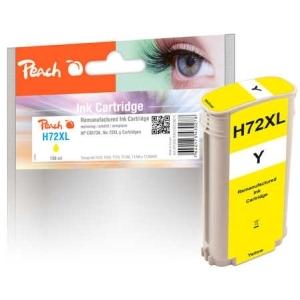 Peach  Tintenpatrone gelb kompatibel zu Tinte