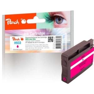 Peach  Tintenpatrone magenta kompatibel zu Hersteller-ID: No. 933, CN059AE Tinte
