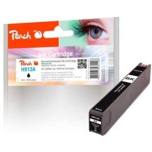 Peach  Tintenpatrone schwarz kompatibel zu Hersteller-ID: No. 913A, L0R95AE Tinte