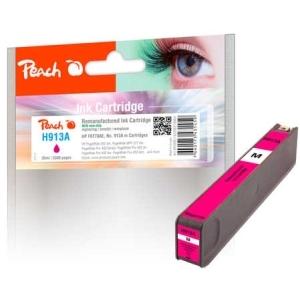 Peach  Tintenpatrone magenta kompatibel zu Hersteller-ID: No. 913A, F6T78AE Druckerpatronen