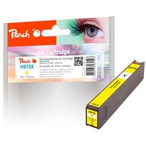 Peach  Tintenpatrone gelb HC kompatibel zu Hersteller-ID: No. 973X, F6T83AE Druckerpatronen