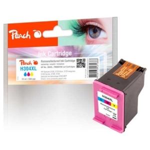 Peach  Druckkopf color kompatibel zu Hersteller-ID: No. 304XL col, N9K07AE Druckerpatronen