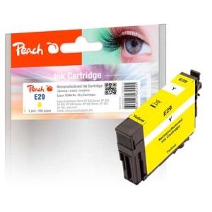 Peach  Tintenpatrone gelb kompatibel zu Hersteller-ID: No. 29 y, T2984 Toner