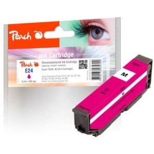 Peach  Tintenpatrone magenta kompatibel zu Hersteller-ID: No. 24XL m, T2423 Tinte