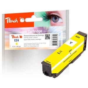 Peach  Tintenpatrone gelb kompatibel zu Hersteller-ID: No. 24 y, T2424 Tinte