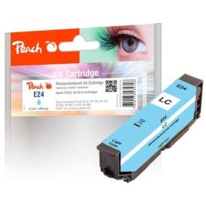 Peach  Tintenpatrone light cyan kompatibel zu Hersteller-ID: No. 24 lc, T2425 Druckerpatronen
