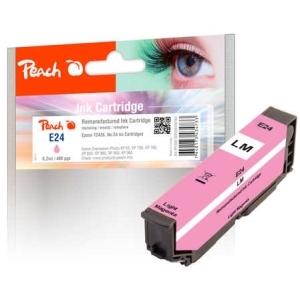 Peach  Tintenpatrone light magenta kompatibel zu Hersteller-ID: No. 24 lm, T2426 Toner