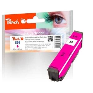 Peach  Tintenpatrone magenta kompatibel zu Hersteller-ID: No. 26 m, T2613 Druckerpatronen