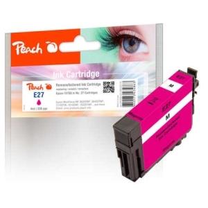 Peach  Tintenpatrone magenta kompatibel zu Hersteller-ID: No. 27 m, T2703 Druckerpatronen