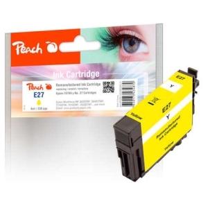 Peach  Tintenpatrone gelb kompatibel zu Hersteller-ID: No. 27 y, T2704 Druckerpatronen