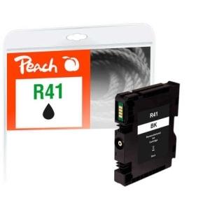 Peach  Tintenpatrone schwarz kompatibel zu Hersteller-ID: GC41K Tinte