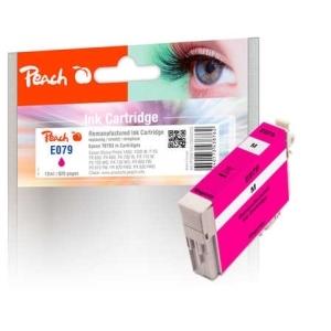 Peach  Tintenpatrone magenta kompatibel zu Hersteller-ID: T0793 Druckerpatronen