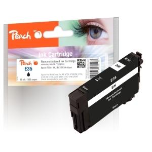 Peach  Tintenpatrone schwarz kompatibel zu Hersteller-ID: No. 35, T3581 Druckerpatronen