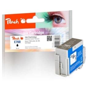 Peach  Tintenpatrone foto schwarz kompatibel zu Toner