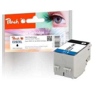 Peach  Tintenpatrone XL schwarz kompatibel zu Hersteller-ID: No. 202XL, T02G1 Druckerpatronen