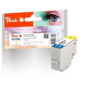 Peach  Tintenpatrone HY gelb kompatibel zu Hersteller-ID: No. 378XL, T3794 Toner