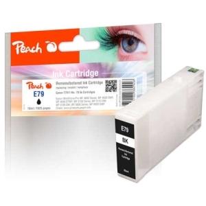 Peach  Tintenpatrone schwarz kompatibel zu Hersteller-ID: No. 79, T7911 Tinte
