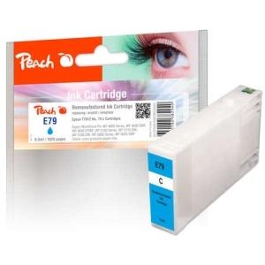 Peach  Tintenpatrone cyan kompatibel zu Hersteller-ID: No. 79, T7912 Toner