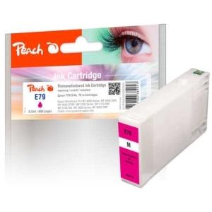 Peach  Tintenpatrone magenta kompatibel zu Hersteller-ID: No. 79, T7913 Tinte