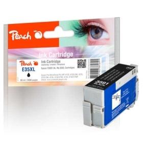 Peach  Tintenpatrone XL schwarz kompatibel zu Hersteller-ID: No. 35XL, T3591 Toner