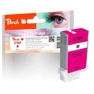 Peach  XL-Tintenpatrone magenta kompatibel zu Druckerpatronen
