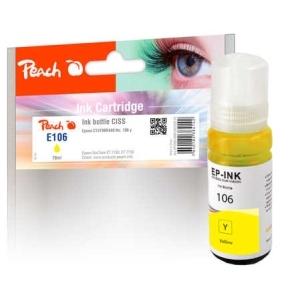 Peach  Tintenbehälter magenta kompatibel zu Hersteller-ID: C13T00R440, 106 y Druckerpatronen