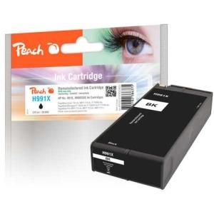 Original Peach Tintenpatrone schwarz extra HC kompatibel zu Hersteller-ID: No. 991X, M0K02AE Druckerpatronen