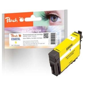 Peach  Tintenpatrone gelb kompatibel zu Hersteller-ID: T02W4, No. 502XL y Tinte