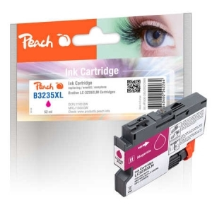 Peach  Tintenpatrone magenta kompatibel zu Druckerpatronen